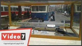 بالفيديو..ترام الإسكندرية أصبح وجهة سياحية ووسيلة للخروج من زحام الكورنيش