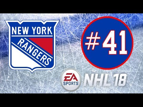 NHL 18 ~ New York Rangers Franchise Mode ~ #41 (Disappointing Free Agency)
