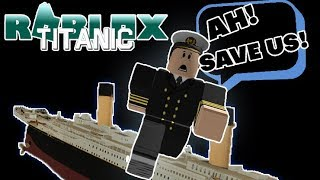 TITANIC 2.0!   Roblox