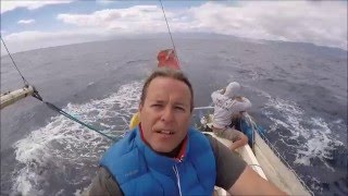 "Sailing Adventure Tenerife/Gran Canaria Irreversible ""Sail over The Horizon"" Full Movie"