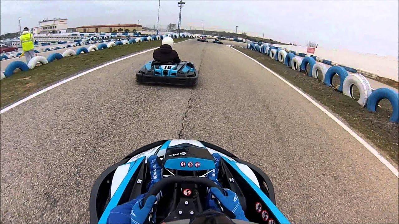Circuito Karts Santos De La Humosa : Carrera horas resistencia karts santos de la humosa