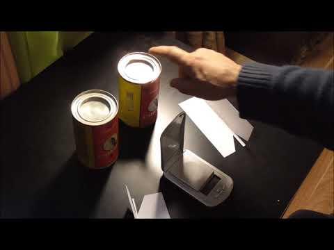 Как проверить порох
