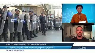 Algérie : vendredi-test pour l'exécutif ce vendredi 19 mars face aux manifestations