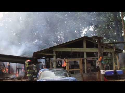 Sabougla Fire