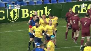 Rumania - Georgia Rugby Europe Championship 2017