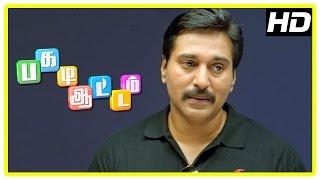 Pagadi Aattam Movie Scenes | Rahman starts inquiry with girls in Surendar's call list | Jeeva Ravi