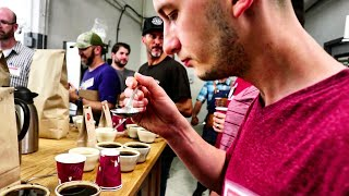 What They Teach At Coffee School (Specialty Coffee Vlog #4)