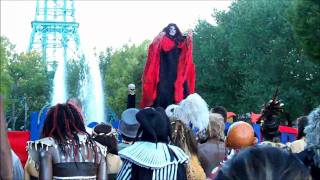 Overlord Resurrection - Kings Dominion Halloween Haunt 2010