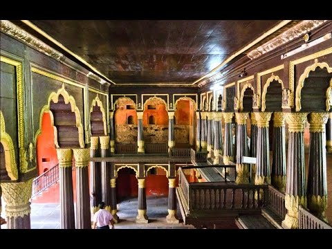 Tipu Sultan Palace Tour Bangalore