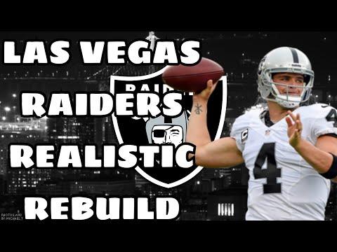 GAMBLING ON THE FUTURE!!! Madden 18 Las Vegas Raiders Realistic Rebuild Ep.1