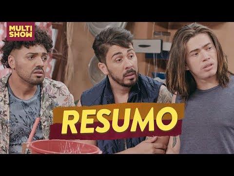 RESUMO da semana 😱😂  OS RONI  Melhores Momentos  Primeira Temporada  Humor Multishow