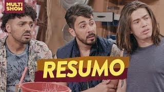 RESUMO da semana! 😱😂 | OS RONI | Melhores Momentos | Primeira Temporada | Humor Multishow