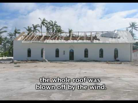 Disaster Risk Management On The Island Of Pukapuka