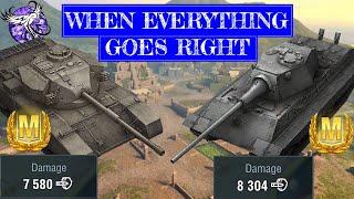 2 BATTLES - 15,000 DAMAGE | World Of Tanks Blitz thumbnail