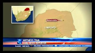 Witness Tavi on the Malamulele protest action