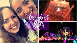 Disneyland and California Adventure Vlog - Day 1