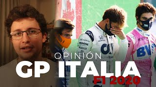GP Italia 2020 | La Fórmula 1 hace con nosotros lo que quiere - El vlog de Efeuno