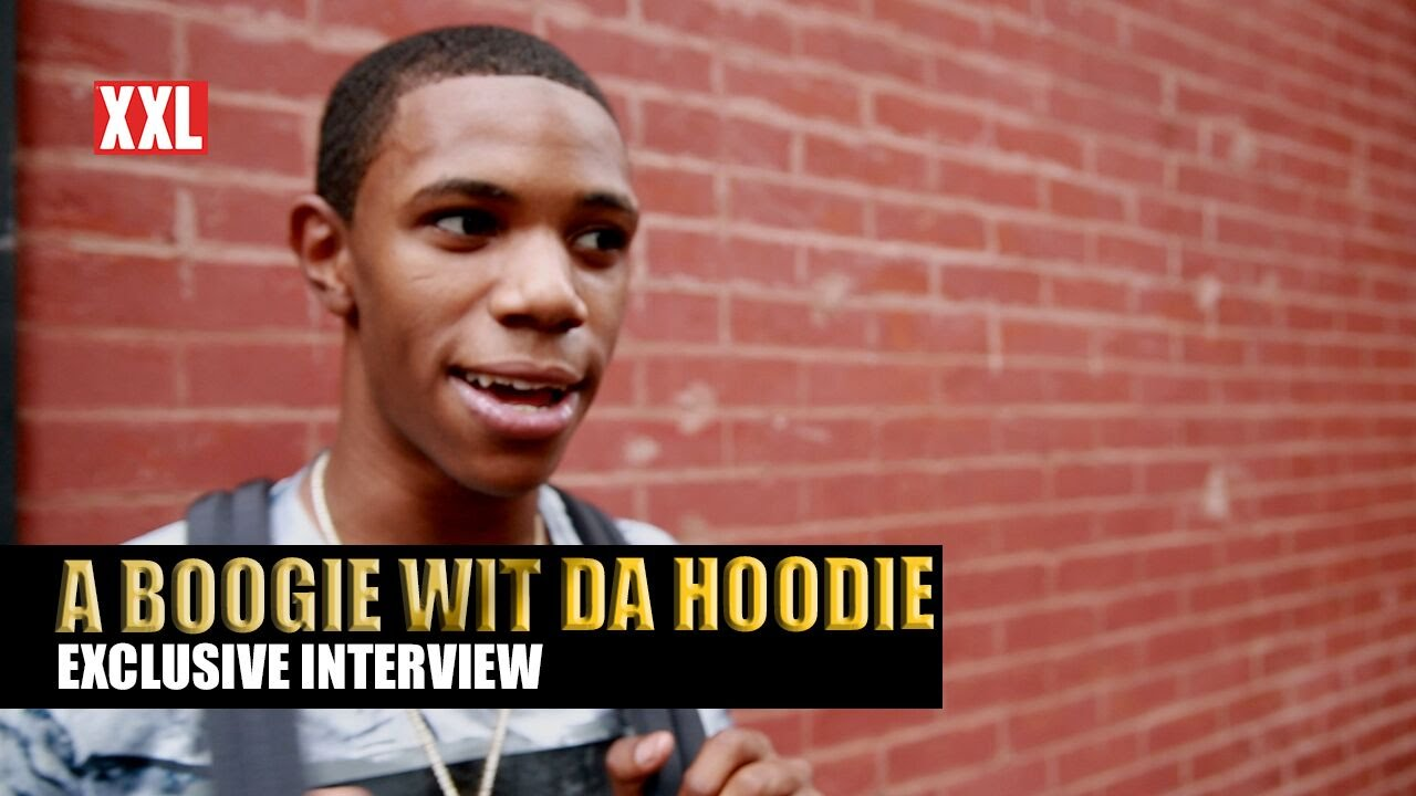 A Boogie Wit Da Hoodie Speaks On His Relationship With Drake Youtube