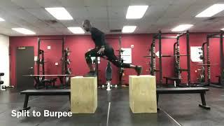 Burpee Mondays   Using Gym Bandz