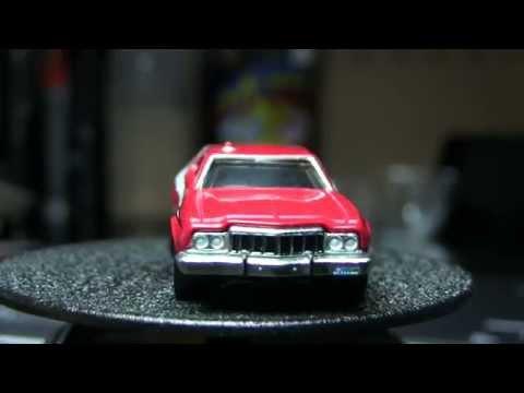 Hot Wheels Retro Entertainment : Starsky & Hutch Ford Gran ...