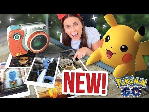 *NEW* AR+ PHOTO MODE! GO Snapshot in Pokémon GO thumbnail