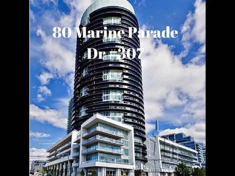 307-80 Marine Parade Dr, Toronto Condo For Sale| Listed By M
