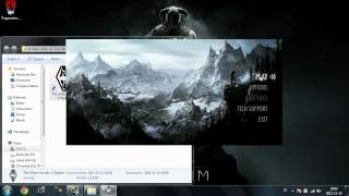 Repeat youtube video How to  Install and crack Skyrim - Razor1911