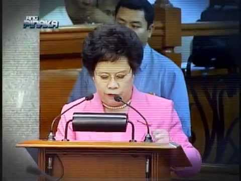 The funniest and wittiest Miriam Defensor-Santiago quotes | Ang Pinaka