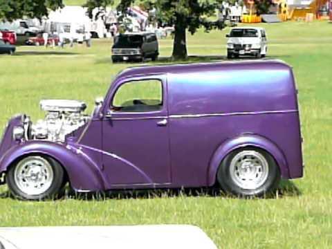 Fordson Van - Hot Rod - NSRA Supernationals 2009