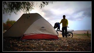 Bisikletle Kamp:  Erzurum Akdağ Kaplıcaları (Naturehike Star River 2)
