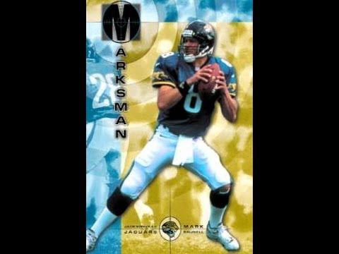 2014 Mark Brunell Mcfarlane NFL Jacksonville Jaguars