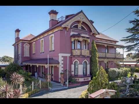 Stannum House – Tenterfield – Australia – stannum