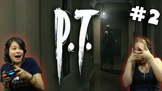 FRIGHT NIGHT - P.T. Silent Hills (#2) The Eyeball Corridor