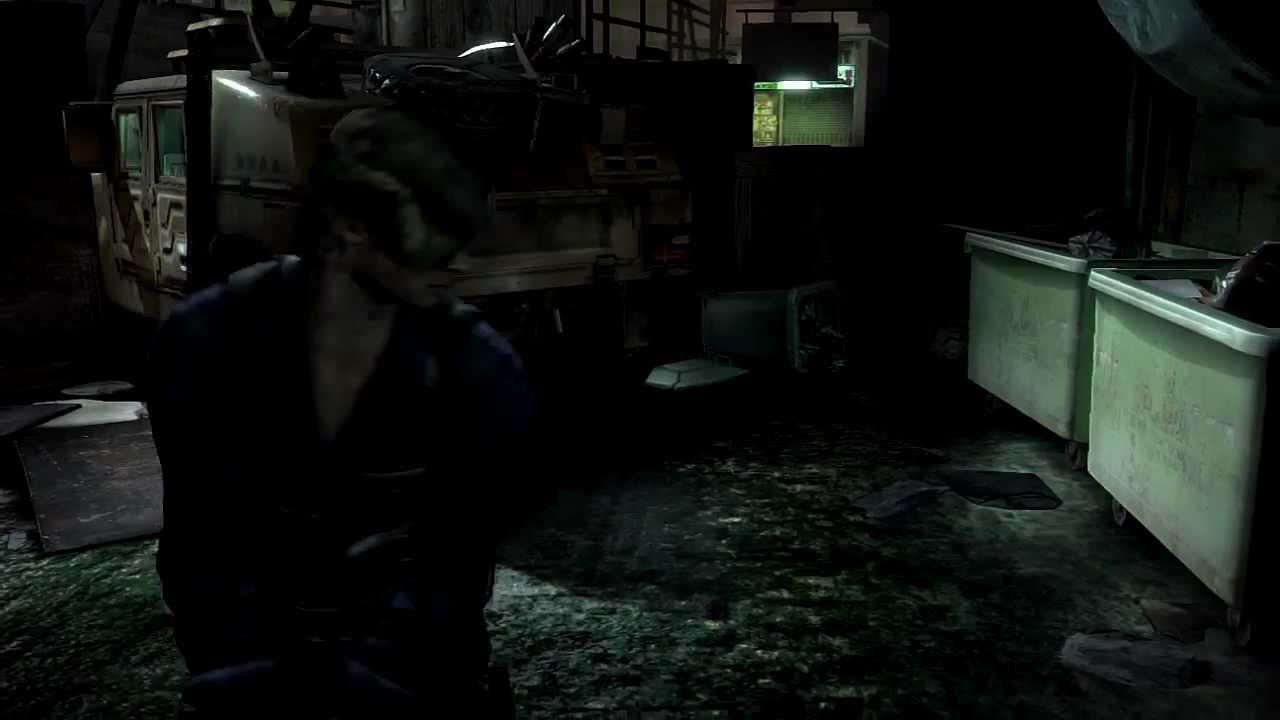 Resident Evil 6 - Walkthrough | Leon & Helena | Parte 2