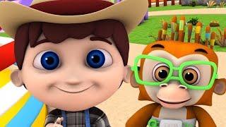 простой симон | Simple Simon | детские стишки для детей | мультфильм песня в россии