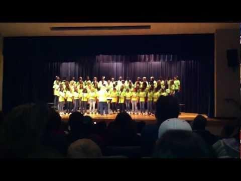 Saluda Trail Middle School Concert Spring 2011