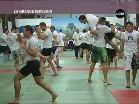 Le Sambo: un art martial russe (Marseille)