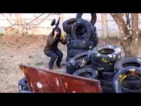 Paintball in Potch