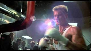 Тренировка Рокки 4 / Training Rocky 4