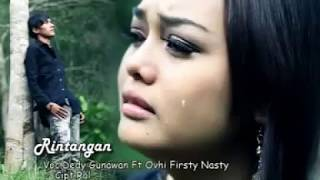 Download lagu Rintangan Dedy gunawan feat Ovhy fristy MP3
