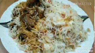 How to make chicken mayonnaise biryani at home In English