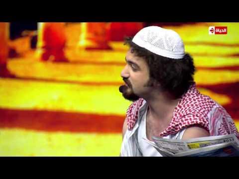 ايمن حموي وطوني ابو جودة ابو عنتر وغوار | نجم الكوميديا