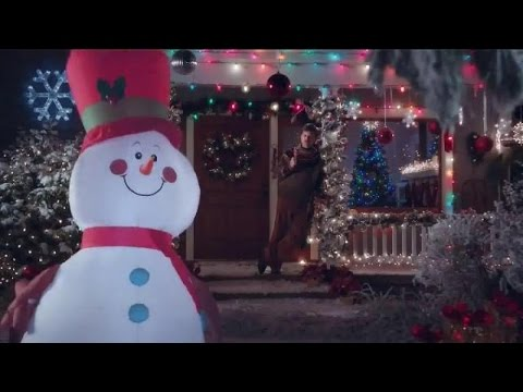 TV Commercial Spot - Lowe's Presents How To Make A Snowman While ...