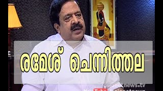 Aruvikkara Election Special Interview Ramesh Chennithala Point Blank 10/06/15