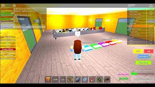 How to glitch into things on roblox :p