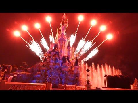Disney Dreams of Christmas Disneyland Paris