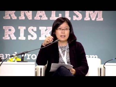 IPIWoCo 2016 Discussion:  Digital Journalism - Is the Internet Really a Safer Place?