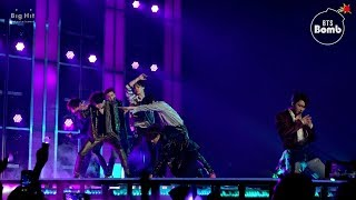 bangtan bomb fake love live performance 2018 bbmas bts 방탄소년단