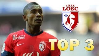 TOP 3 Buts - LOSC Lille / 2013-2014 (1ère partie)