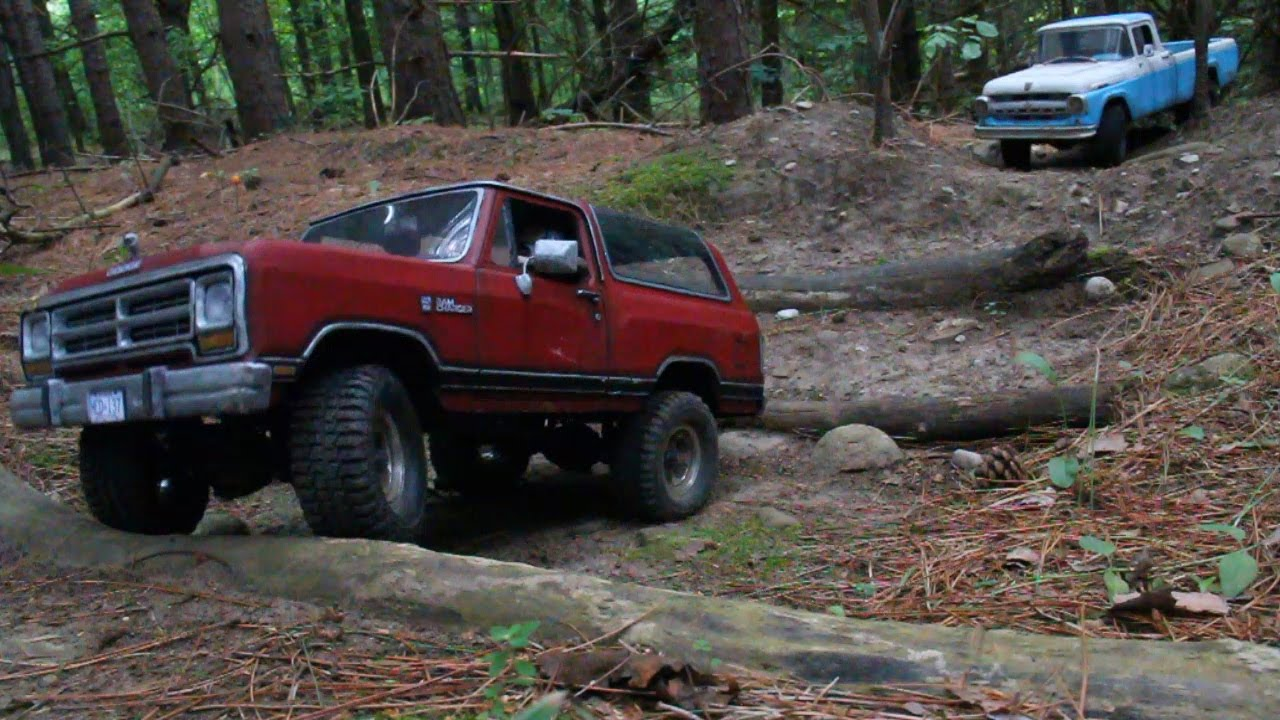 Headquake S Rc 213 Ramcharger 57ford Aug 27 2015 Youtube